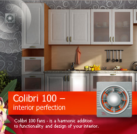 Colibri 100 – interior perfection